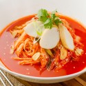 Madame Chang's Kimchi Noodle