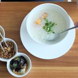 Madame Chang's Porridge