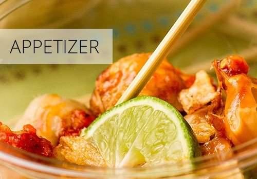 Appetizer Madame Chang | Oleh Oleh Khas Surabaya